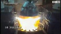 Ariane met sur orbite deux satellites de télécommunications
