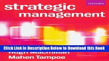 [Reads] Strategic Management: Process, Content, and Implementation Online Ebook