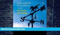 Big Deals  Managerial Economics   Business Strategy (Mcgraw-Hill Economics)  Free Full Read Most
