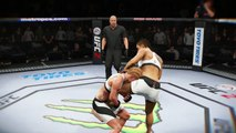 UFC 2 2016 GAME BANTAMWEIGHT UFC BOXING MMA CHAMPION FIGHT ● VALENTINA SHEVCHENKO VS AMANDA NUNES