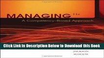 [Reads] Managing: A Competency-Based Approach Online Ebook