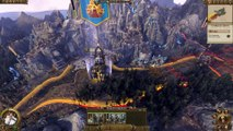 WARHAMMER EPIC BATTLE - Total War WARHAMMER Gameplay - video