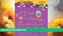 READ FREE FULL  A Dollar, a Penny, How Much and How Many? (Math Is Categorical R)  READ Ebook