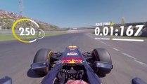 VÍDEO: Max Verstappen nos da una vuelta 360º en Zandvoort