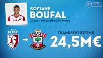 Officiel : Sofiane Boufal signe à Southampton !