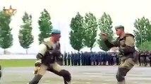 L'entraînement au combat rapproché dans les forces spéciales Russes, ça ne plaisante vraiment pas