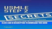 Collection Book USMLE Step 2 Secrets, 4e