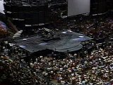 MADONNA Blond Ambition Tour Backstage Houston 1990