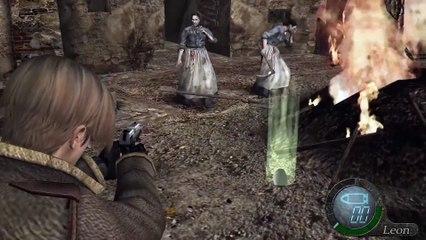 Resident Evil 4 Remastered — Gameplay
