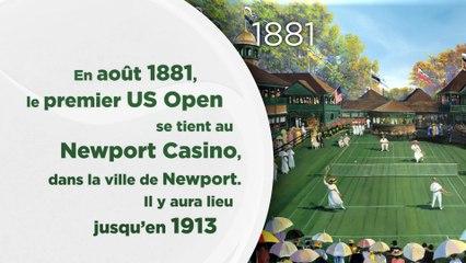 L'US Open de tennis, ses grandes dates de Newport à Flushing Meadows