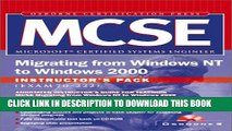 Collection Book Mcse Migrating from Windows NT to Windows 2000 Instructor s Pack