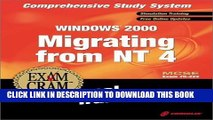New Book MCSE Migrating from NT 4 to Windows 2000 Exam Cram Personal Trainer (Exam: 70-222) by CIP
