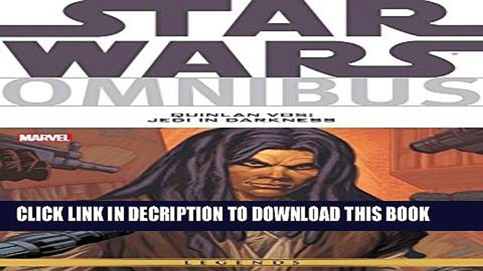 [PDF] Star Wars Omnibus: Quinlan Vos: Jedi in Darkness (Star Wars: The Clone Wars) Popular Colection