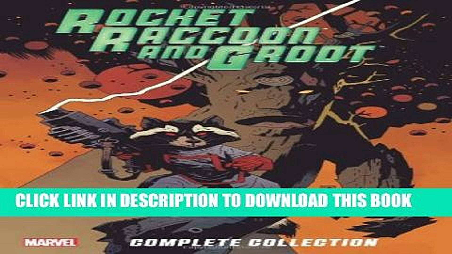 [PDF] Rocket Raccoon   Groot: The Complete Collection Popular Colection