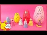 Les princesses Disney - Poupées gigognes - Poupées russes - Titounis