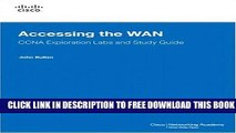 New Book Accessing the WAN, CCNA Exploration Labs and Study Guide 1st edition by Rullan, John