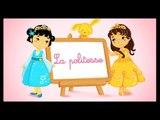 Apprendre la politesse en comptine avec les petites princesses - Titounis