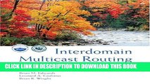 Collection Book Interdomain Multicast Routing: Practical Juniper Networks and Cisco Systems