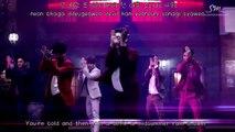 Super Junior - Devil MV [English Subs + Romanization + Hangul]