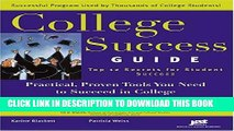 Collection Book College Success Guide: Top 12 Secrets For Student Success