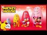 Mickey Mouse - Poupées gigognes - Poupées russes - Titounis
