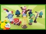 Vice Versa - Jouets pour enfants - Unboxing Inside Out