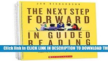 New Book The Next Step Forward in Guided Reading: An Assess-Decide-Guide Framework for Supporting