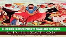 Collection Book Western Civilization: Volume II: Since 1500