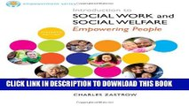 Collection Book Brooks/Cole Empowerment Series: Introduction to Social Work and Social Welfare