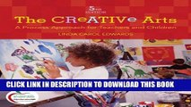 Collection Book The Creative Arts: A Process Approach for Teachers and Children (5th Edition)