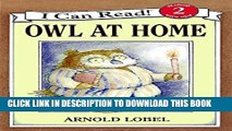 New Book Owl at Home (I Can Read Level 2)