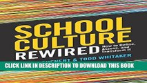 New Book School Culture Rewired: How to Define, Assess, and Transform It