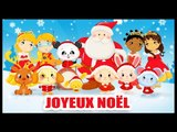 Je te souhaite un Joyeux Noël - Les plus belles chansons de Noël en dessin animé pour les enfants