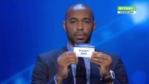 Thierry Henry - Arsenal FC - Champions League Draw