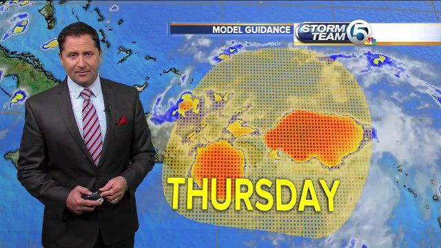 South Florida Thursday morning forecast (8-25-16)