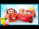 CARS - Poupées gigognes - Poupées russes - Titounis