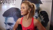 Paige VanZant says she never left MMA, and never will