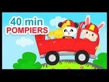 Au feu les pompiers - Chanson pour enfants - Titounis