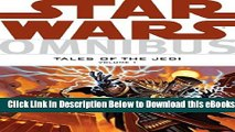 [Reads] Star Wars Omnibus: Tales of the Jedi, Vol. 1 Online Books
