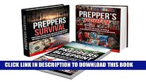 [PDF] Preppers Survival Box Set: Guides to Survive an Economic Crash, Build a 12 Month Food Supply