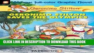 PDF Geronimo Stilton Graphic Novels 10 Geronimo Stilton Sav