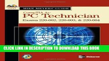 Collection Book Mike Meyers  A+ Guide: PC Technician (Exams 220-602, 220-603,   220-604)