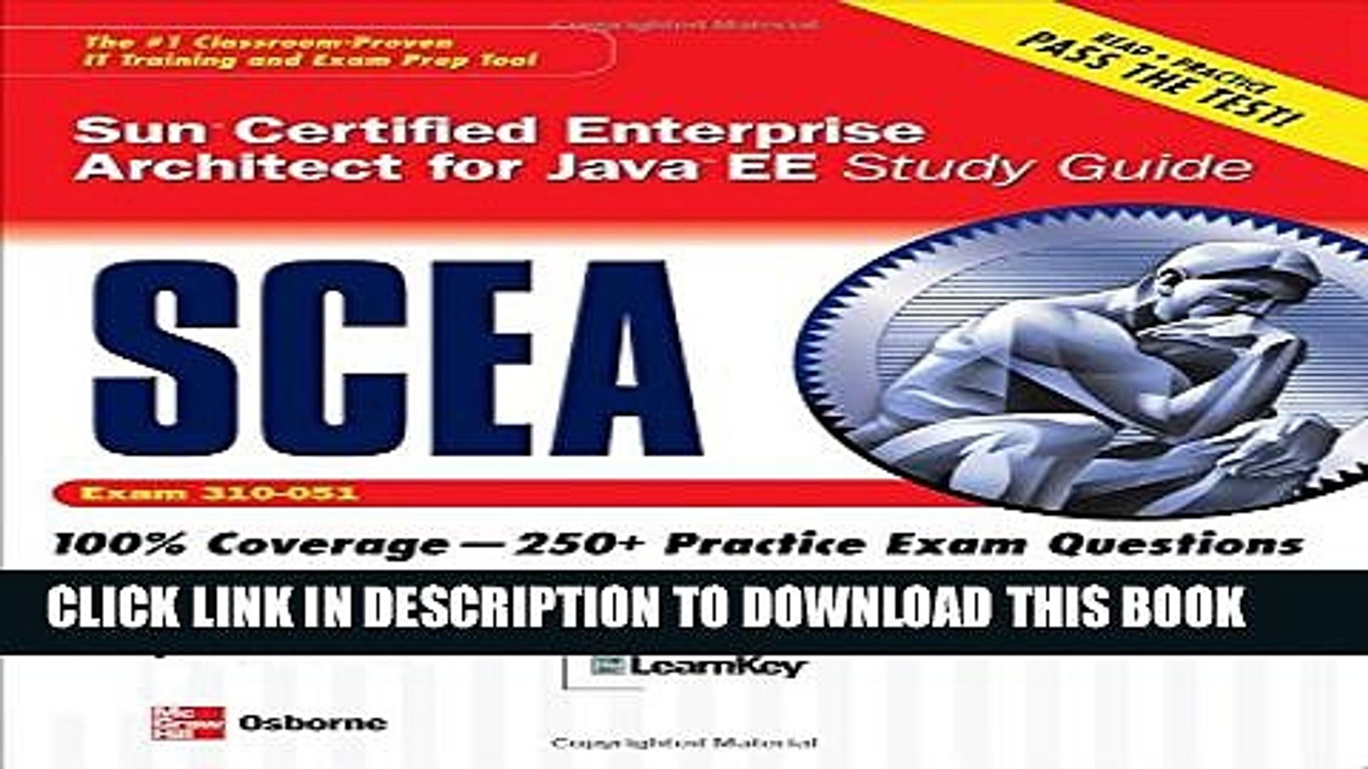 New Book Sun Certified Enterprise Architect For Java Ee Study Guide Exam 310 051 Certification Video Dailymotion