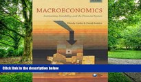 Big Deals  Macroeconomics: Institutions, Instability, and the Financial System  Free Full Read