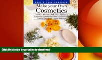READ  Make Your Own Cosmetics: Recipes, Skin Care, Body Care, Hair Care, Perfumes, and