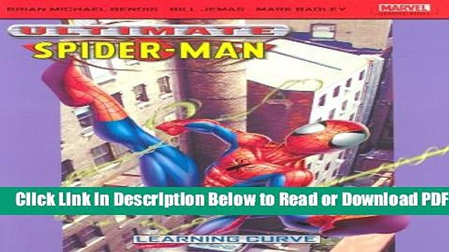 [Get] Ultimate Spider-man: Learning Curve Popular New