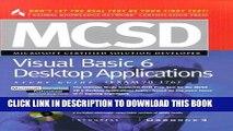 New Book McSd Visual Basic 6 Desktop Applications Study Guide: Exam 70-176 (MCSD Certification)