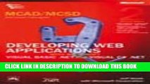 New Book MCAD/MCSD Self-Paced Training Kit: Exams 70-305 and 70-315, Developing Web Applications