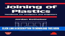 Collection Book Joining of Plastics: Handbook for Designers and Engineers