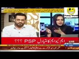 Aamir liaqat vulgar poetry in live show of Asma sherazi